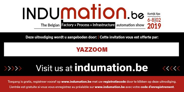 Register for Indumation 2019
